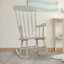 CARLENE: Rubber Wood Swinging Chair