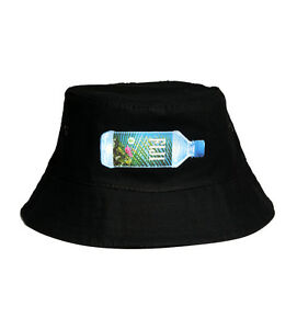8b8cd10da71e4 Bucket Hat Fiji Water Very RARE vaporwave Yung Lean supreme cap SAD ...