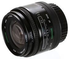Photoline AF Wide 24 mm 2.8  Lens Minolta A-mount Sony Alpha  (Réf#R-043)
