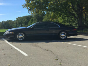 1997 Lincoln Mark VIII LSC, Black on Black, excellent condition