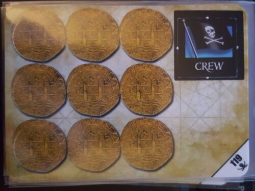 Pirates of the Spanish Main #119 Shipwright Pirate Pocketmodel CSG
