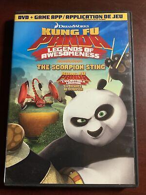 Buy Kung Fu Panda: Legends of Awesomeness - The Scorpi DVD