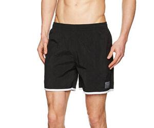 Speedo-Mens-Swim-Shorts-Swimming-Beach-Pool-Black-Water-shorts-Medium-Large-NEW