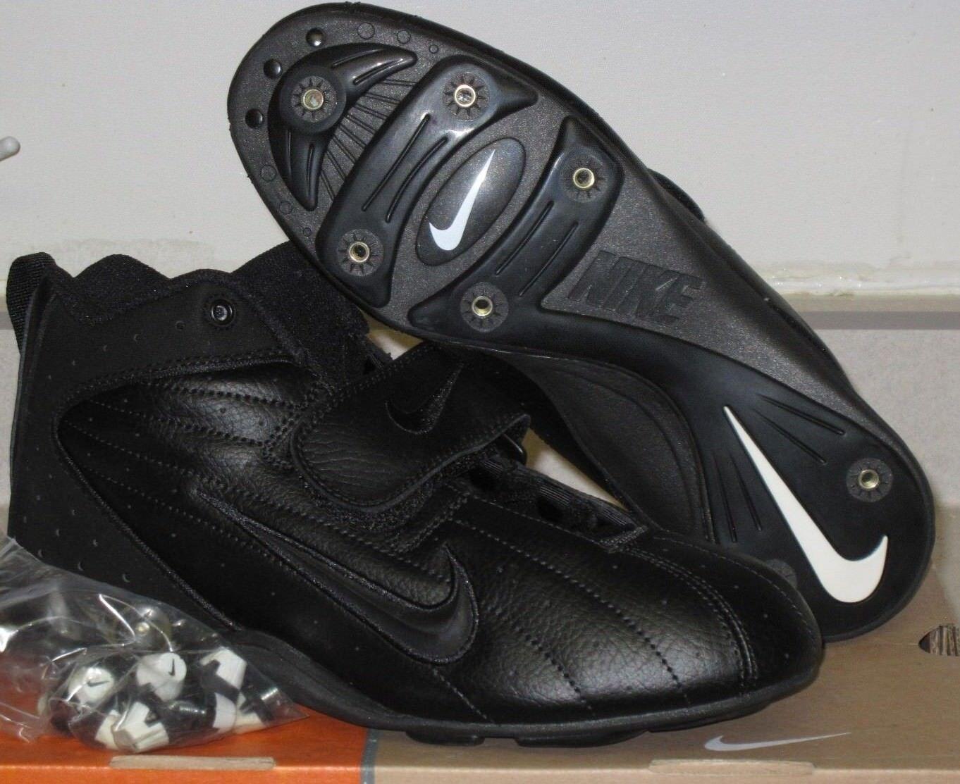 NIKE OPEN FIELD MEN'S FOOTBALL CLEATS SIZE 8