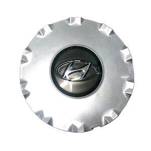 P//N 52960 26200 NEW 2001-2006 Hyundai Santa Fe Wheel Center Hub Cap 4PCS OEM