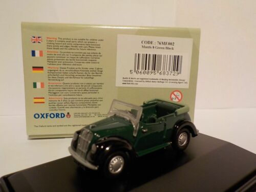 Oxford Diecast 1//76 Grey Ford 400E Model Cars