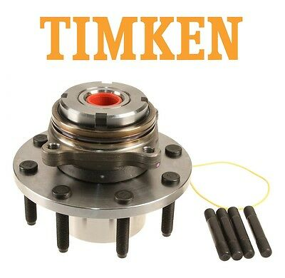 TIMKEN 515021 Front Wheel Hub /& Bearing for 99-04 Ford F250 F350 F450 Truck 4WD