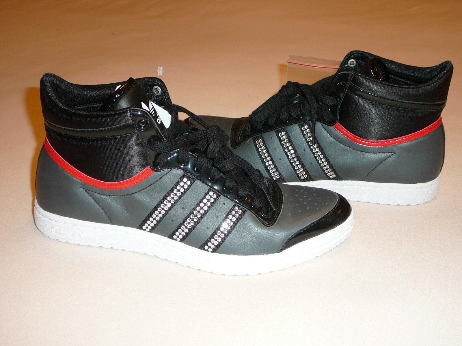 Adidas TOP TEN HI SLEEK SERIES SNEAKER ORIGINALS WOMEN'S v22622