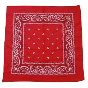 Bufanda-Panuelo-Rojo-Paisley-Floral-Cabeza-Cabello-Bufanda-Abrigo-De-Cuello-Cabeza-Banda-De-Muneca