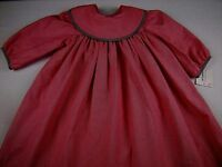 Toddler Girl 4t Red Houndstooth Bishop Dress Rags Land Boutique Valentine's