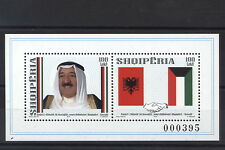 Albanien 2014 - Block 188 ** - Freundschaft mit Kuwait - Albania Shqiperia MNH