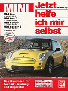 Cooper Reparaturanleitung Jetzt Helfe Ich Mir Selbst Wartung/handbuch Mini One