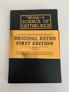 The-Science-of-Getting-Rich-Original-Retro-First-Edition-Black-Leatherbound