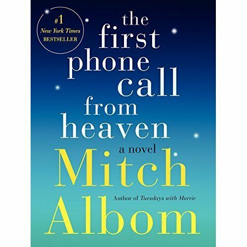 1 of 1 - The First Phone Call from Heaven - Paperback NEW Mitch Albom(Aut 2014-10-21