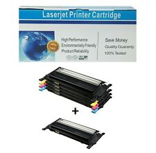 5pk CLT-409S CLT-K409S 2BK + CMY Toner Cartridge For Samsung CLP-310N CLP-315W