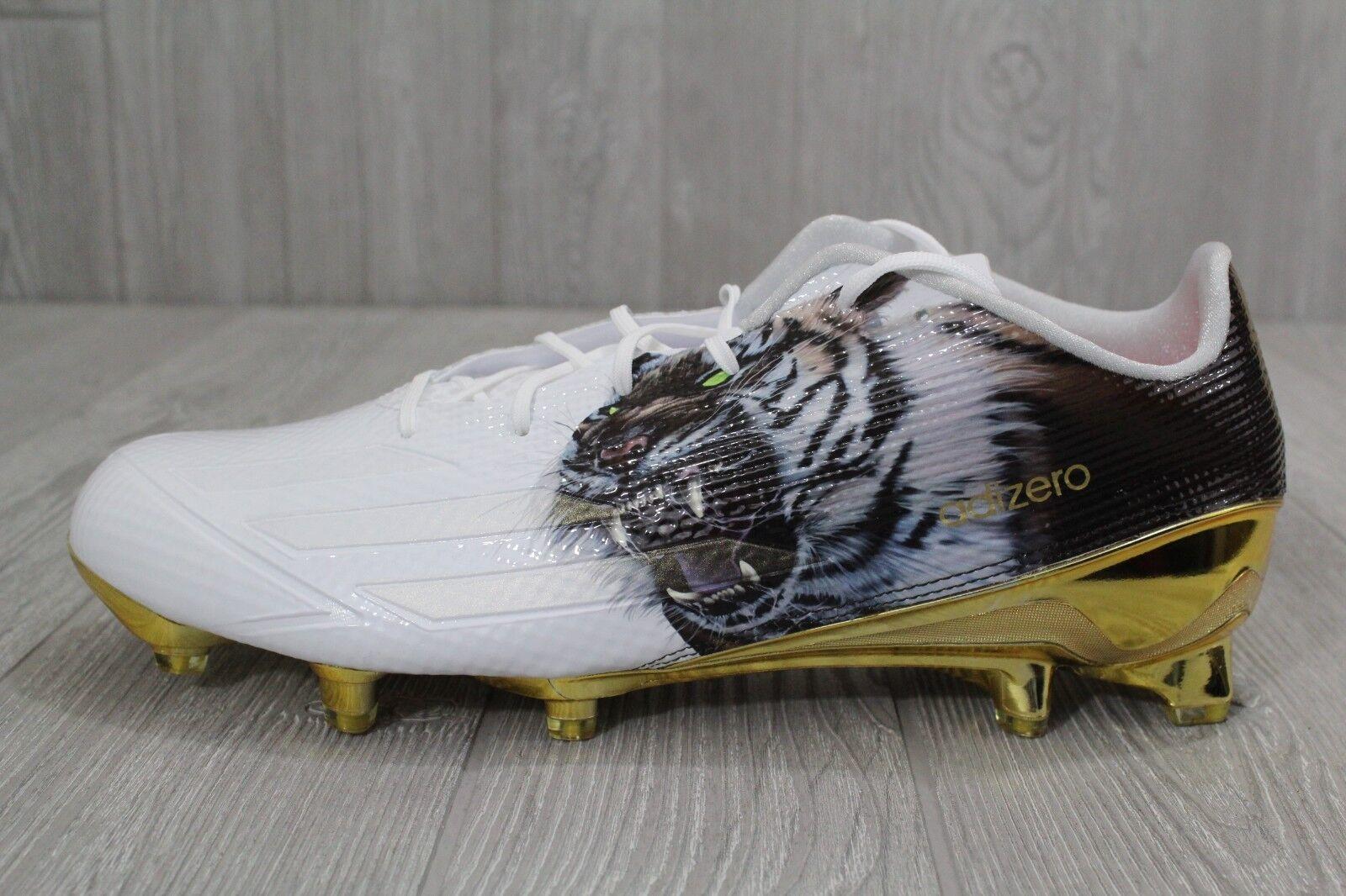 25 nuove adidas uomini liberi adizero tigre aq7810 5 9-12.5 calcio calcio a 5 aq7810 stelle 6ab609