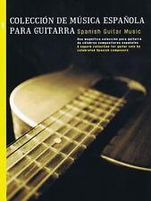 COLECCION DE MUSICA ESPANOLA PARA GUITARRA 1 / SPANISH MUSIC FOR GUITAR 1