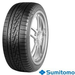 255//35R18 94W Sumitomo Tire HTR A//S P02 Performance Radial Tire