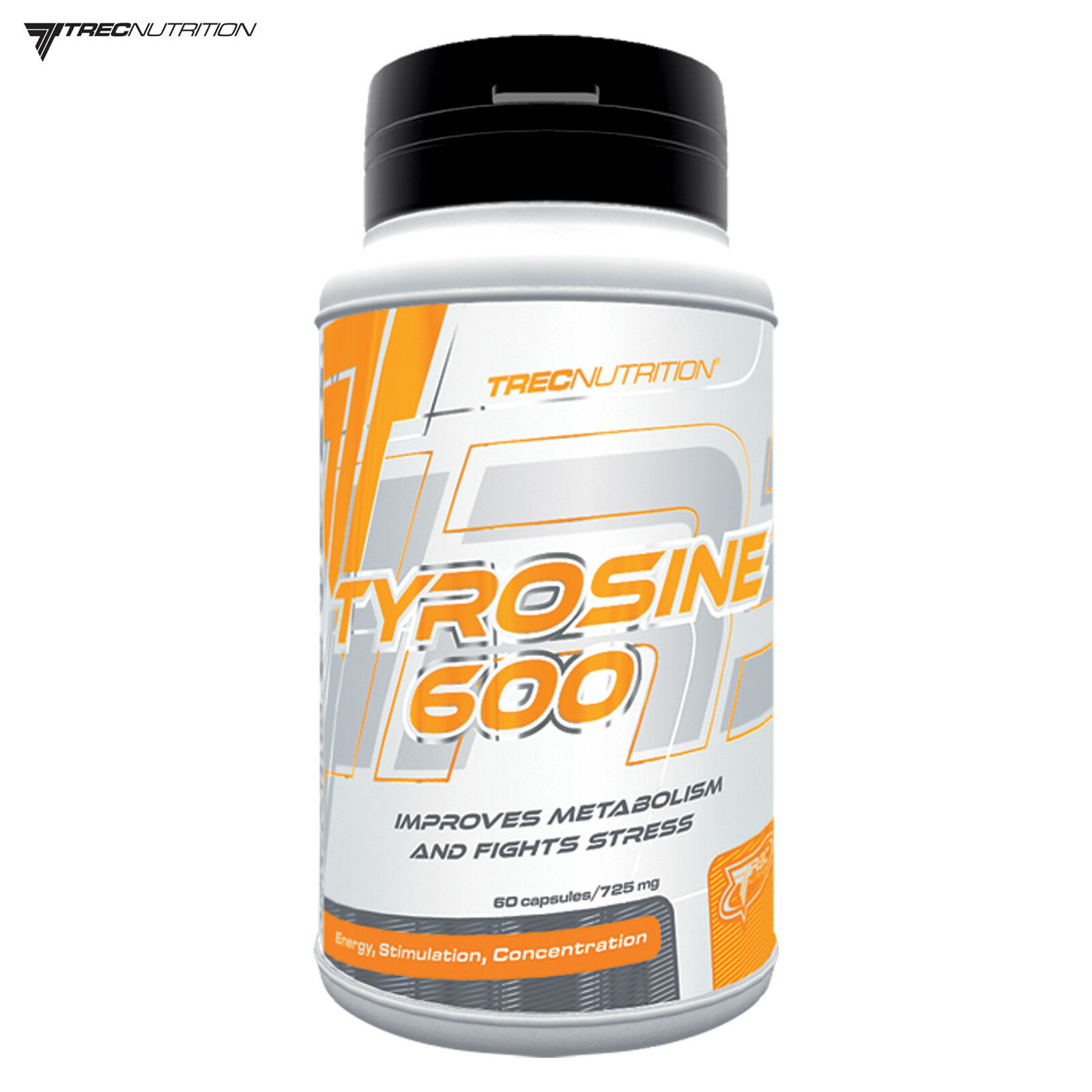 TYROSINE SUPPLEMENT Improves Physical And Mental Mental And Fitness & Resistance To Stress 3cc39b