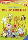 Mein dickes Mal- und Rätselbuch (2014, Taschenbuch)