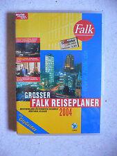 Grosser Falkreiseplaner 2004 - PC Routenplaner Deutschland Österreich Schweiz