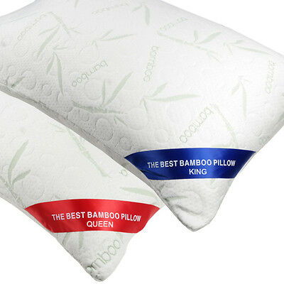 The Original Best Bamboo™ Rayon from Bamboo Memory Foam Pillow