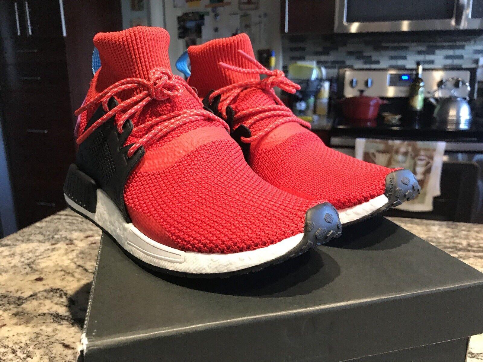 New adidas NMD_XR1 WINTER Uomo scarpe da ginnastica ginnastica ginnastica Dimensione 8.5 rosso With Box BZ0632 ORIGINALS dafe09
