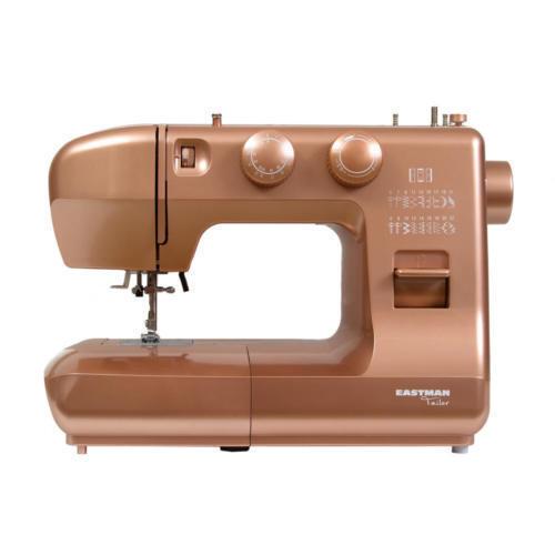 oro rosa regalo mamme Giorno NUOVO Eastman Tailor ES22 macchina da cucire