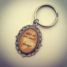 Harry Potter Keyring - Bag Charm - Always - Snape - Gift