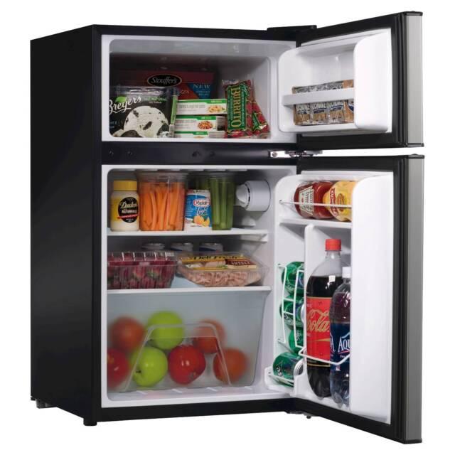 mini fridge freezer tray