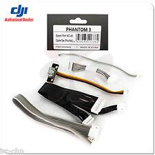 DJI Phantom 3 (Professional/Advance) Part 42 Cable Set RC Drone Quadcopter