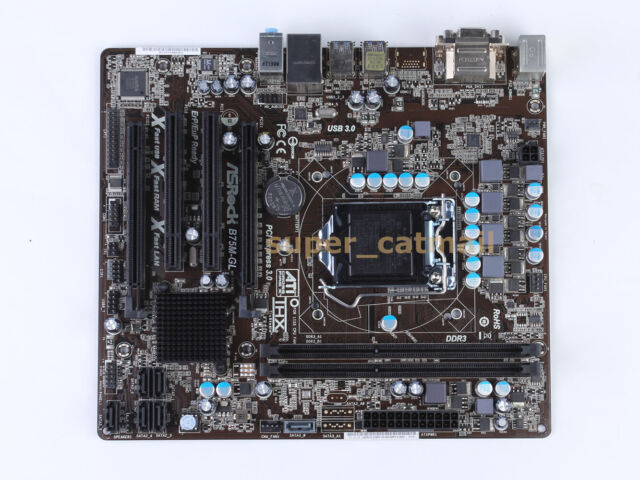 DOWNLOAD DRIVER: ASROCK B75M-GL THX