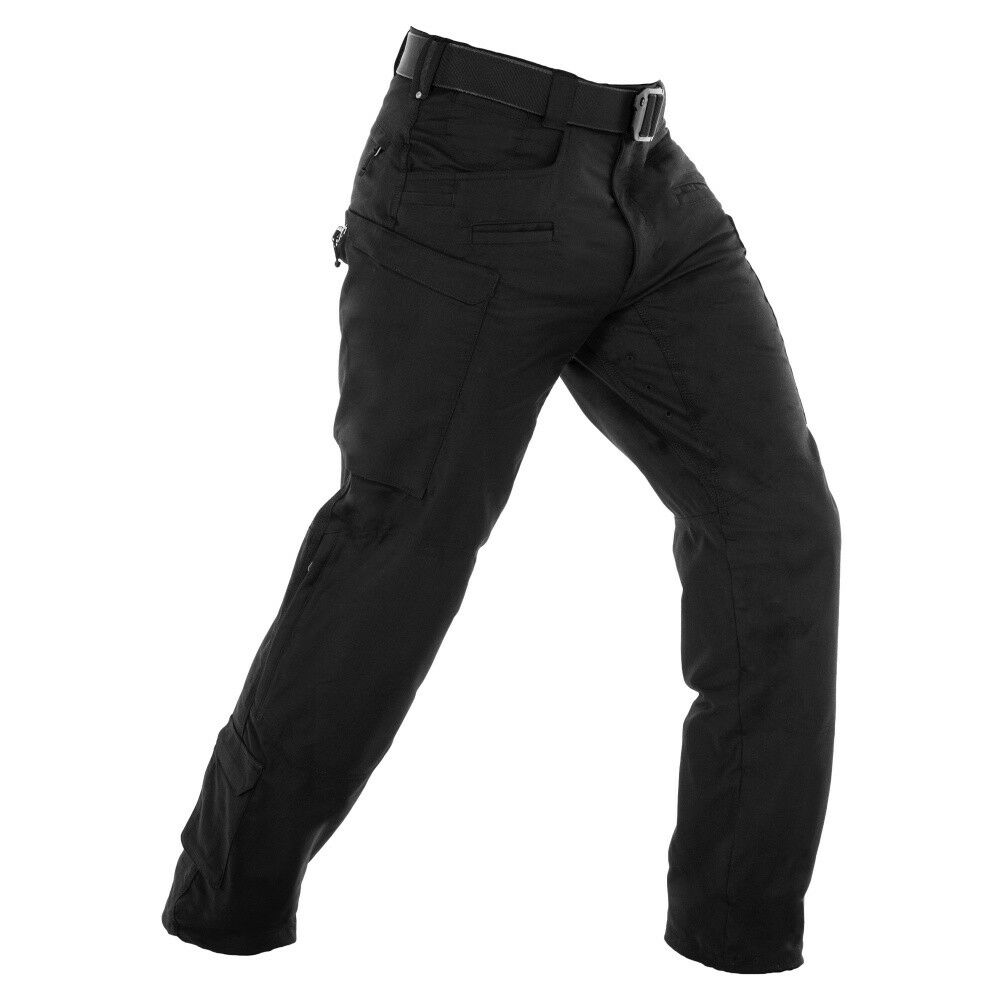 First TACTICAL PANTALONI DEFENDER NERO