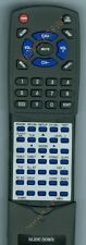 Replacement Remote for ONKYO TXSR800, RC510M, 24140510