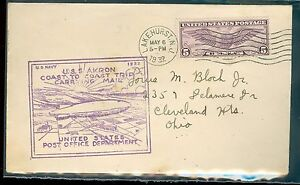 US-C12-on-Coast-to-Coast-Zeppelin-USS-Akron-mail-carrying-flight-1932-backstamp