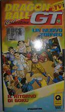 VHS - DE AGOSTINI/ DRAGON BALL GT - VOLUME 21 - EPISODI 2