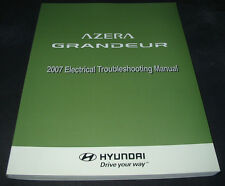 Werkstatthandbuch Elektrik Manual Hyundai Azera Grandeur ab Baujahr 2007