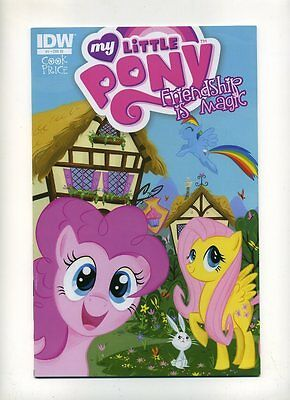 MY LITTLE PONY: FRIENDSHIP IS MAGIC #1 1:10 INCENTIVE VARIANT COVER