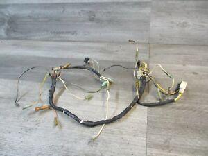 1984 84 kawasaki klt 200 c-2 3 three wheeler electrical wiring wires | ebay  ebay