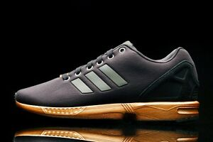 Adidas Zx Flux Core Black Gold