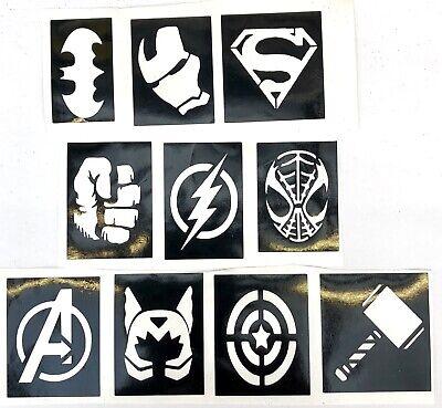 Super Hero 100 Stencil Strip