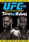 UFC 145 - Jones Vs Evans (DVD, 2012, 2-Disc Set)