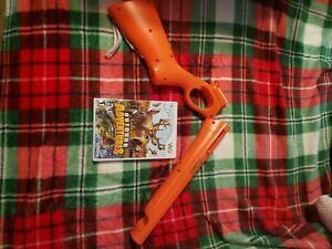 Cabela's Outdoor Adventures + Top Shot Peripheral Gun (Nintendo Wii)
