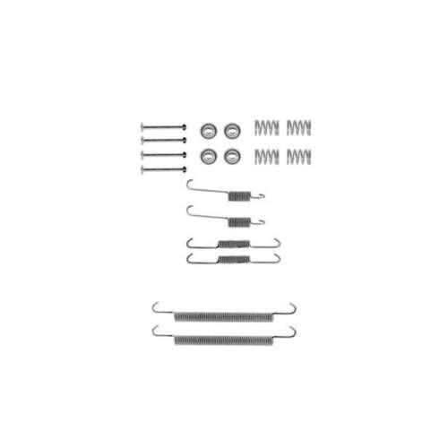 Fits Citroen Xsara Picasso 1.6 HDi Genuine Delphi Rear Brake Shoe Accessory Kit