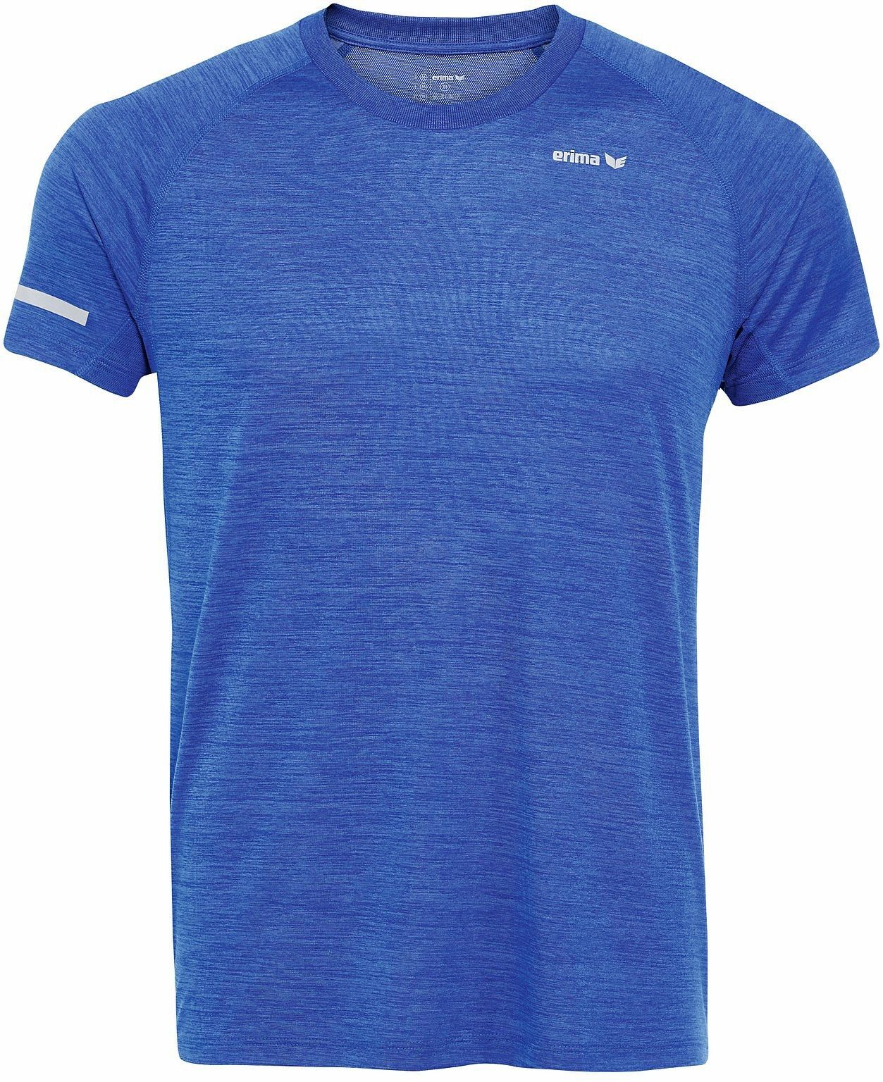 Erima Green Running T-Shirt bluee Men's Running Shirt NEW