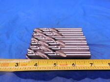 6pcs Cleveland Twist Drill 3164 Hss Jobber Twist Drill Bit 2 14 Loc 484375