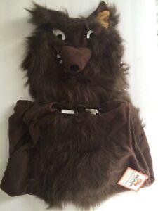 Pottery Barn Kids Werewolf Wolf Halloween Costume Boy