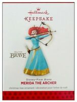 2013 Hallmark Disney Pixar Brave Merida The Archer Ornament