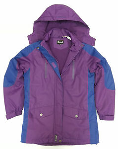 Ladies-Womens-Fleece-Lined-Winter-Waterproof-Coat-Jacket-size-12-18-amp-20-24
