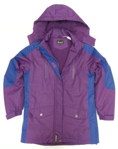 12 Coat Fleece 18 Fodret Størrelse 24 Jacket Waterproof Winter Womens 20 Ladies 8fwqgw